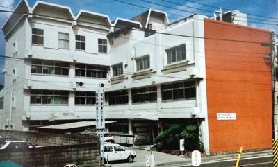 旧福岡市医師会館(中央区薬院)